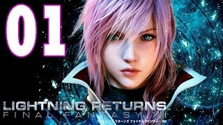 Let's Play Lightning Returns Final Fantasy 13 Gameplay Deutsch Part 1 - Opening Cinematic & Tutorial