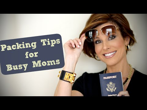Xxx Mp4 Top 10 Packing Tips For Busy Moms 3gp Sex