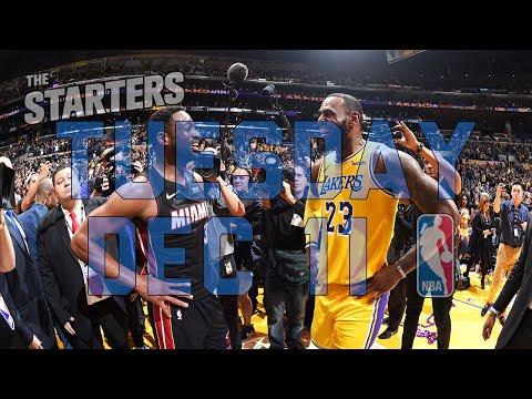 Xxx Mp4 NBA Daily Show Dec 11 The Starters 3gp Sex