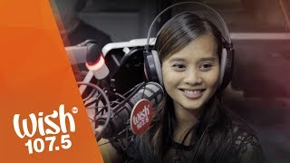 "Kitchie Nadal performs ""Same Ground/Bulong"" LIVE on Wish 107.5 Bus"