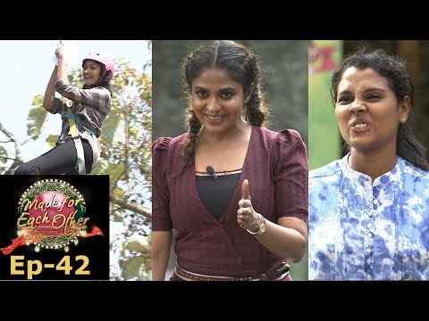 Xxx Mp4 Made For Each Other I S2 EP 42 I With Full Fun Khiladi Jodi Task Continues I Mazhavil Manorama 3gp Sex