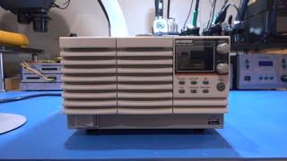 TSP #139 - Teardown & Repair of an GW Instek PSW80-40.5 1080W Multi-Range Programmable Power Supply