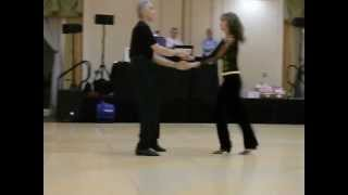 Mike and Debbie Lapina Dance Demo