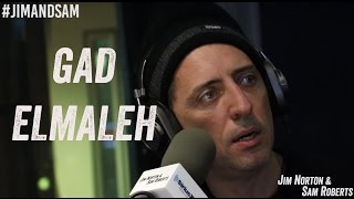 Gad Elmaleh - Stand-Up in America, Comedy Cellar, Fame - Jim Norton & Sam Roberts