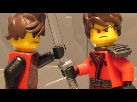 LEGO Ninjago Movie Kai VS Original Ninjago Kai