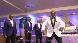 AMAZING NIGERIAN WEDDING ENTRANCE