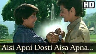 Aisi Apni Dosti Aisa Apna Pyar - Ram Avataar - Old Hindi Songs - Laxmikant Pyarelal - Anand Bakshi