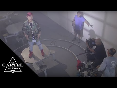 Daddy Yankee Palabras Con Sentido Behind The Scenes