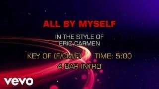 Eric Carmen - All By Myself (Karaoke)