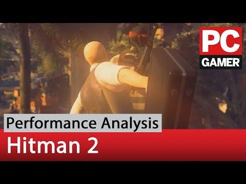 Hitman 2 performance analysis