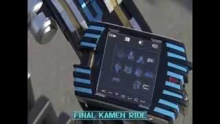 Kamen Rider Diend Complete Form