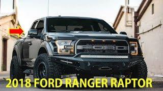 New 2018 Ford Ranger Raptor - Zorogawoh