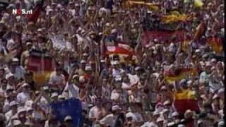 Jurgen Klinsmann Germany vs South Korea 1-0 First Round World Cup 1994 Dutch commentary