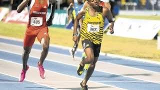Christopher Taylor breaks Usain Bolt's 400M record at World Youth Championships 2015, Cali (COL)