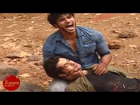 Kasam Tere Pyaar Ki | Pawan tries to KILL Rishi | 6th June 2016 EPISODE