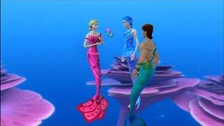 Barbie Fairytopia: Mermaidia - A Mermaid Forever?