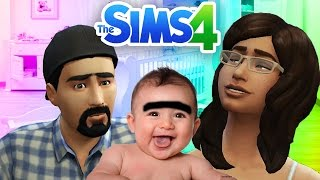 ROLANDA HAS A BABY! | The Sims 4 Part 10
