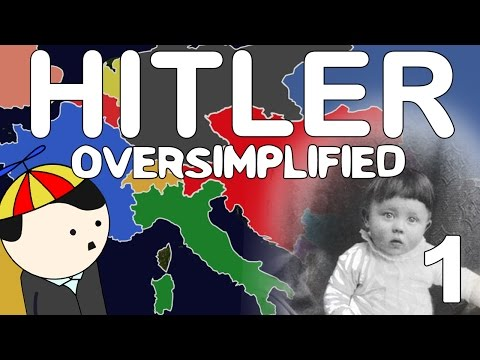 Hitler OverSimplified Part 1