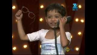 India's Best Dramebaaz - Watch Episode 1 of 23rd February 2013 - Clip 7