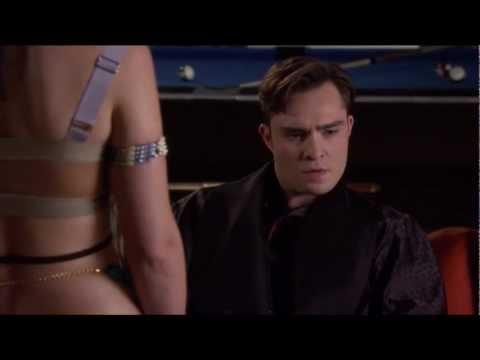 Chuck & Blair || 6x08 Gossip Girl Scenes
