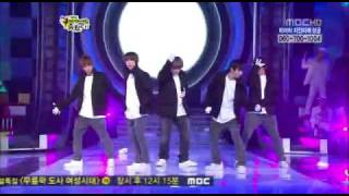 [HQ] Stars Dance Battle 2010 - 2PM & Super Junior - Last sence