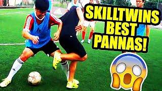 The BEST Street Football/Futsal/Freestyle & Panna Skills EVER!! by SkillTwins