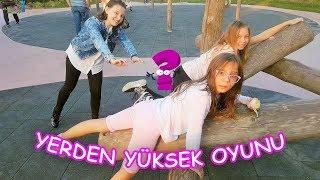 Takipçilerimle Parkta Yerden Yüksek oynadık (NEREMİ KIRDIM?) Sokak Oyunları Eğlenceli Çocuk Videosu