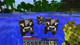 Minecraft Irony #116 - Тъпи крави, тъпи скелети...писна ми !