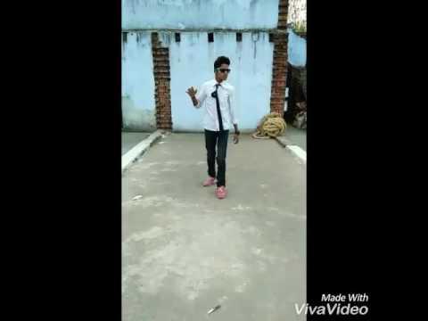 awesom raghav style dance by Harshit (kasmar, Jharkhand)