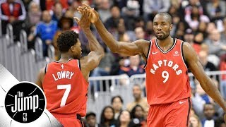 How Raptors look great even without Kawhi Leonard in lineup   The Jump