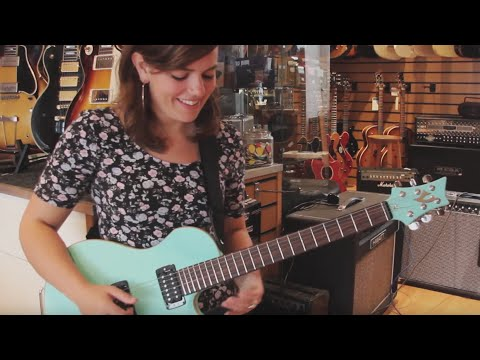 STANDING OUT IN A GUITAR SHOP [Solo Guitar]