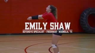 VB Newcomer: Emily Shaw