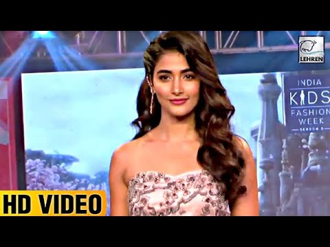 Xxx Mp4 Pooja Hegde Sizzles At India Kids Fashion Week LehrenTV 3gp Sex