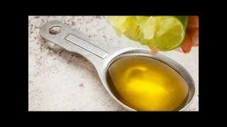 خلط الليمون و زيت الزيتون يصنع المعجزات.. جرب و سوف تتذكرني طوال حياتك !