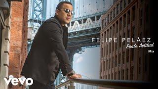 Felipe Peláez - Mía (Audio)