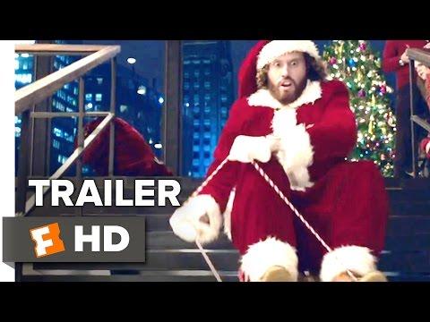 Office Christmas Party Official Trailer 1 (2016) - Jason Bateman Movie