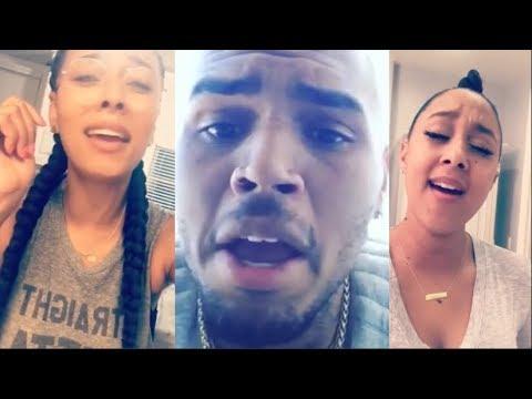 Celebrities Do the Singoff Challenge Chris Brown Keri Hilson Tamera Mowry Xscape