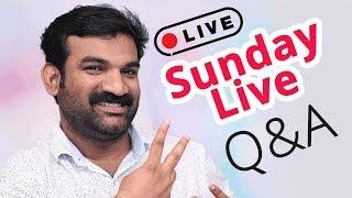 Q&A live - ebadu rahman Live