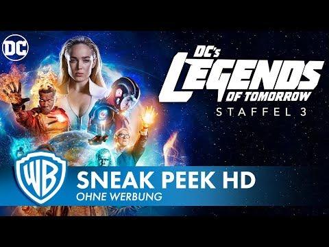DC'S LEGENDS OF TOMORROW Staffel 3 - 6 Minuten Sneak Peek Deutsch HD German (2018)