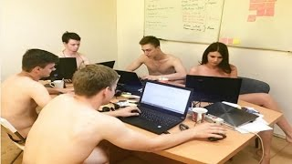 """Belarus president commands people to """"get naked and work"""" ?"""