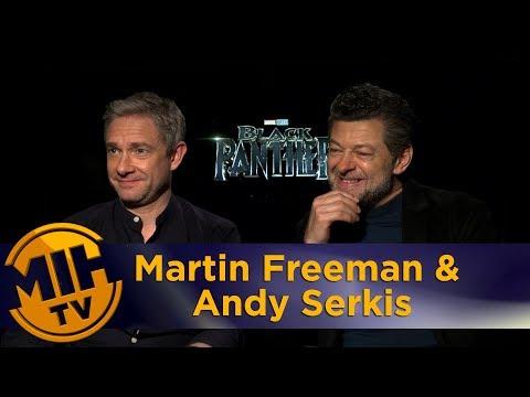 Xxx Mp4 Freeman Serkis Black Panther Interview 3gp Sex