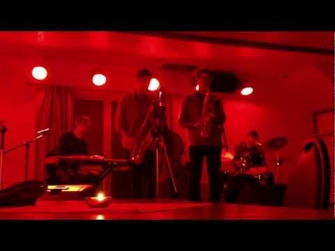 Sture Kvintett Live på Jazz i lusasken - KMH