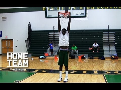 7 6 Tacko Taco Fall Is The Tallest High School Player In The World