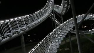 Tiger and Turtle - Rollercoaster you can 'ride' on foot - Duisburg - Germany