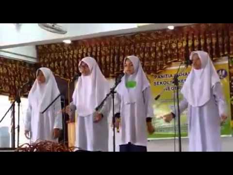 Srilankan Muslim Girls SINGING WONDERFUL TAMIL SONG!!!