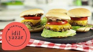 Mini Hamburger Tarifi, Nasıl Yapılır ? - İdil Yazar - Yemek Tarifleri