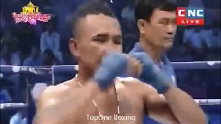 Khmer Boxing, សៅ ប៊ុនធឿន ប៉ះ ឡុង ខេត្ត , Kun Khmer Boxing, CNC TV Boxing