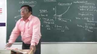 XI-3.09.Differentiation part-1, Pradeep Kshetrapal Physics(2014)