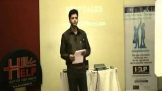 Power Yoga-Face Yoga Part 1 By Mr.Mukesh Mankar