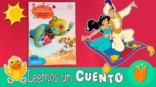 ALADINO y la lámpara maravillosa * CUENTOS infantiles en español